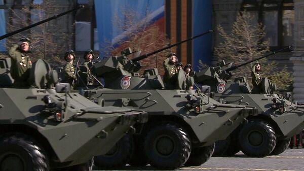Russia Fields New Hard-Hitting Weapons Systems in 2013 - Sputnik International