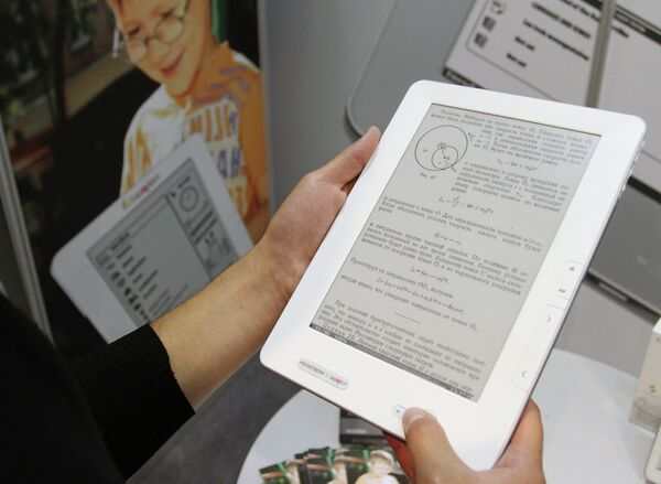 China focuses on the rapidly growing e-book commerce. - Sputnik International