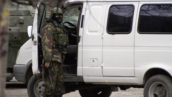 4 Insurgents, 3 Officers Killed in N.Caucasus Shootout - Sputnik International