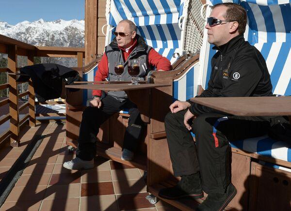 Putin to Allow Rallies at Sochi Olympics - Sputnik International