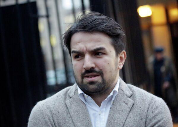 Murad Musayev is under investigation for allegedly bribing a witness in the Budanov case. - Sputnik International