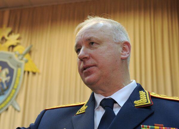 Alexander Bastrykin - Sputnik International
