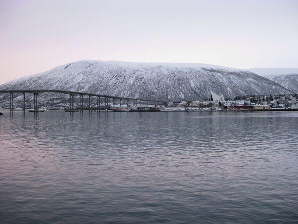 Norwegian town Tromso - Sputnik International