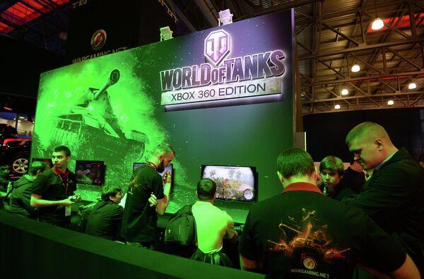 Belarusian Game Out-Guns World of Warcraft on Revenue - Sputnik International