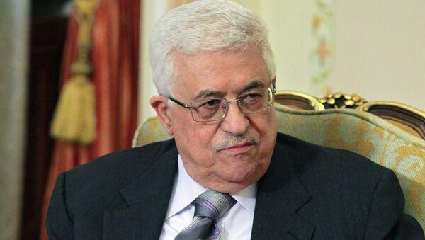 Mahmoud Abbas - Sputnik International