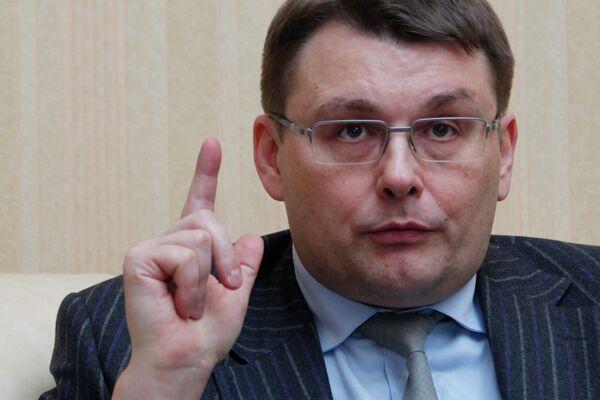 Yevgeny Fyodorov - Sputnik International