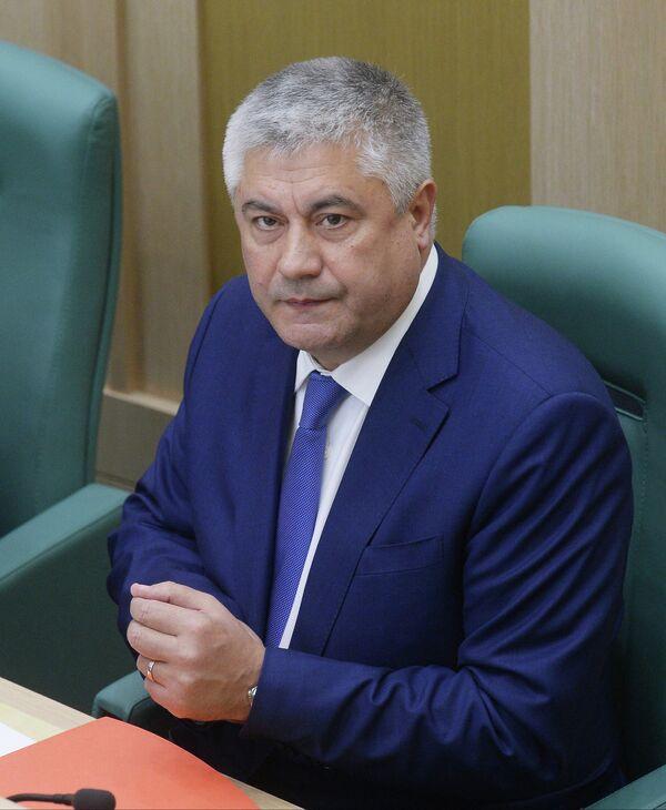 Vladimir Kolokoltsev - Sputnik International