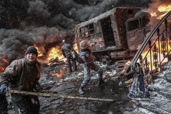 The situation in Kiev - Sputnik International