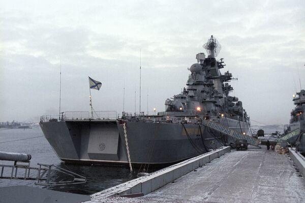 Admiral Nakhimov - Sputnik International