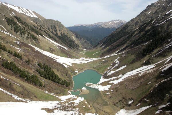 Caucasian State Nature Biosphere Reserve - Sputnik International