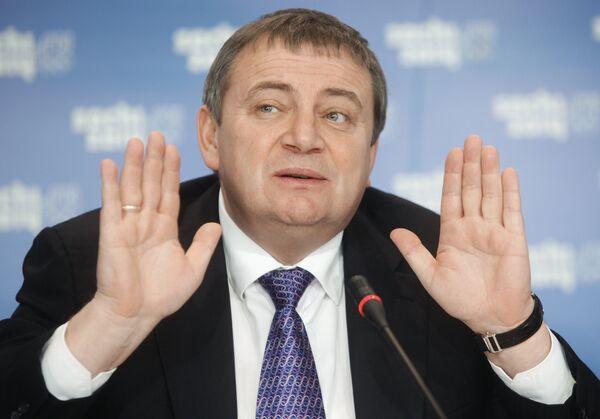 Anatoly Pakhomov - Sputnik International