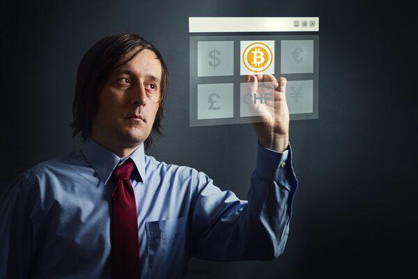 (Bitcoin) - Sputnik International