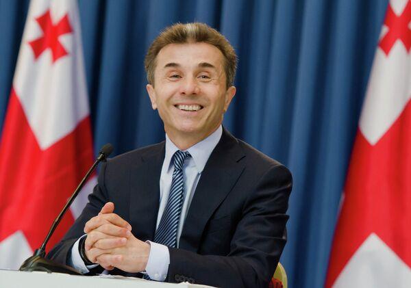 Former georgian prime minister and billionaire Bidzina Ivanishvili - Sputnik International