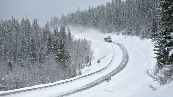 Russia to Build Musical Road in Siberia - Sputnik International