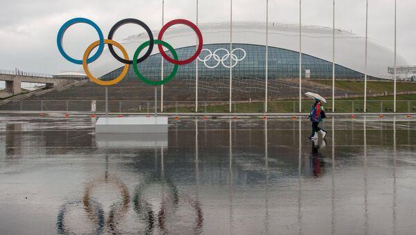 Sochi Upgrades Don't Count as Olympic Costs – IOC President - Sputnik International
