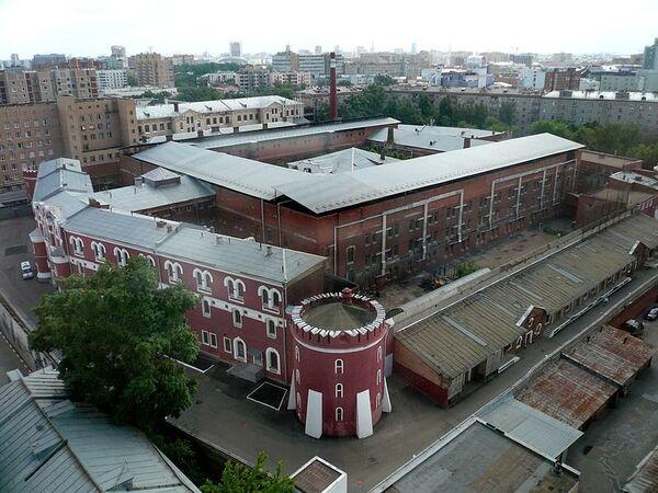 Butyrskaya jail - Sputnik International