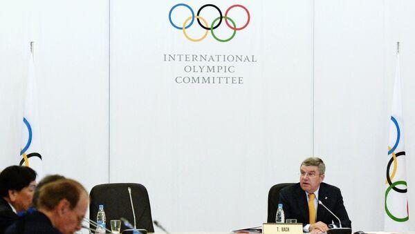 Международный олимпийский комитет (МОК) - Sputnik International