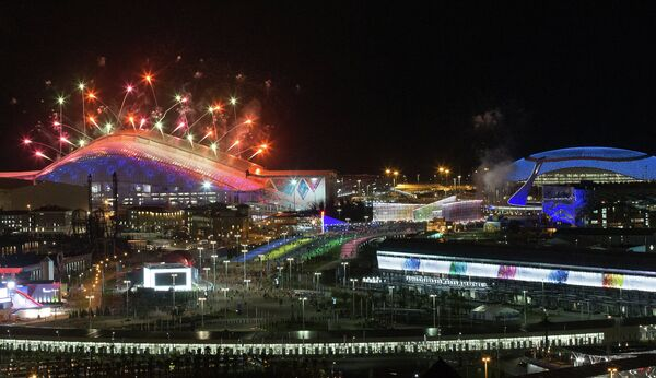 Olympics Opening Rehearsal - Sputnik International