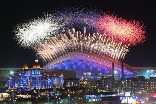 Sochi Games' Lavish Opening Ceremony Gets Under Way - Sputnik International