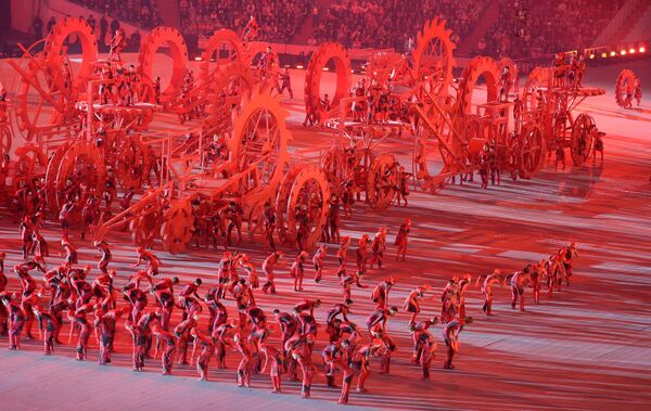 Sochi Winter Olympics opening ceremony - Sputnik International
