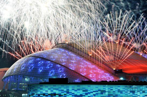 Pomp and Ceremony: Winter Olympics Open in Sochi - Sputnik International
