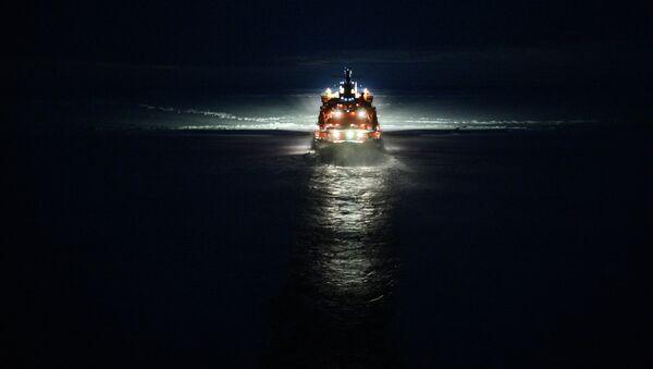 Russian Gov't Approves 2 Arctic Shipyards by Rosneft - Sputnik International