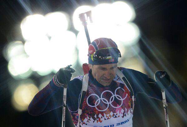 Ole Einar Bjoerndalen - Sputnik International