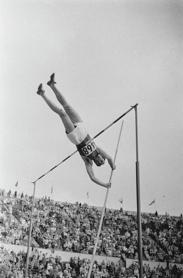 The 1952 Olympics as seen by Anatoly Garanin - Sputnik International