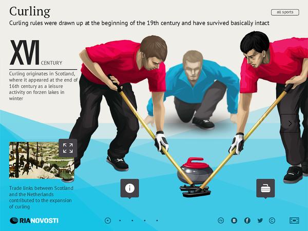 Curling - Sputnik International