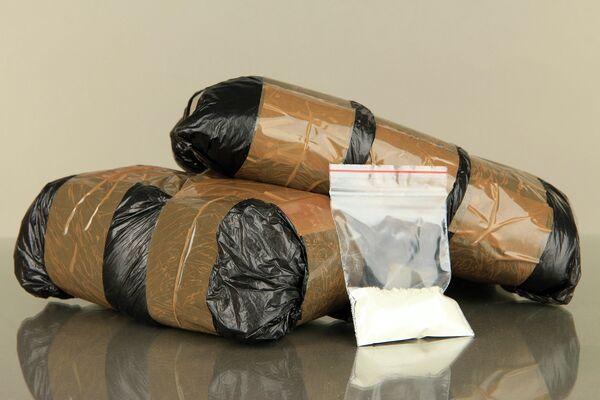 Police Seize 330 Kilos of Heroin Near Moscow - Sputnik International