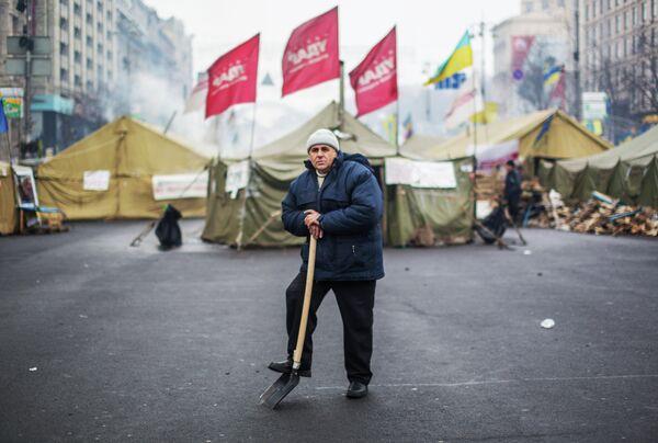 Pro-EU protests in Kiev (Archive) - Sputnik International