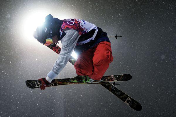 Winter Olympics: Day 11 - Sputnik International