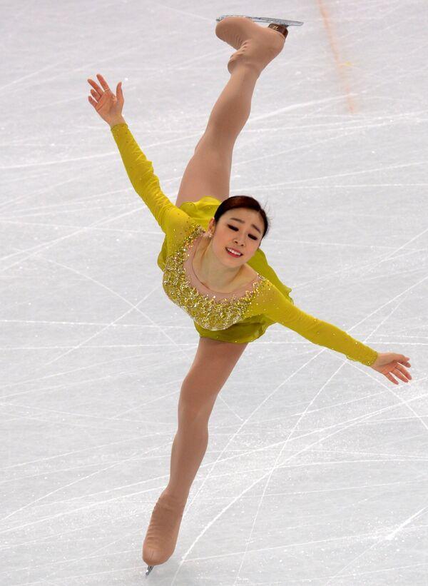 Kim Yuna - Sputnik International