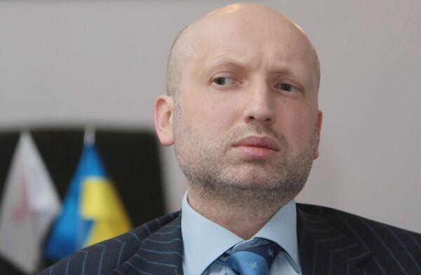 Oleksandr Turchynov - Sputnik International