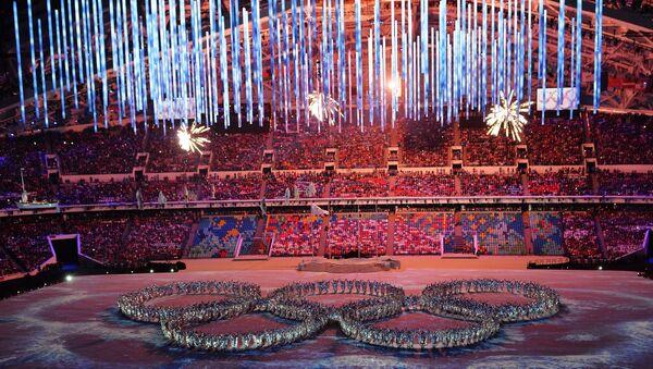 Closing Ceremony of the 2014 Sochi Winter Olympics - Sputnik International