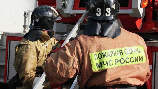 Fire brigade - Sputnik International