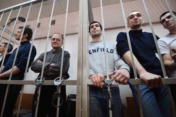Seven Anti-Putin Protestors Jailed over Bolotnaya Riot - Sputnik International