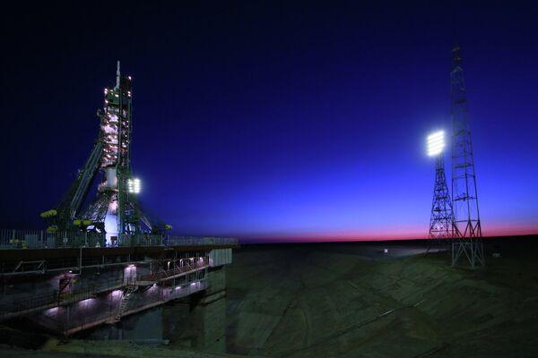 Baikonur сosmodrome - Sputnik International