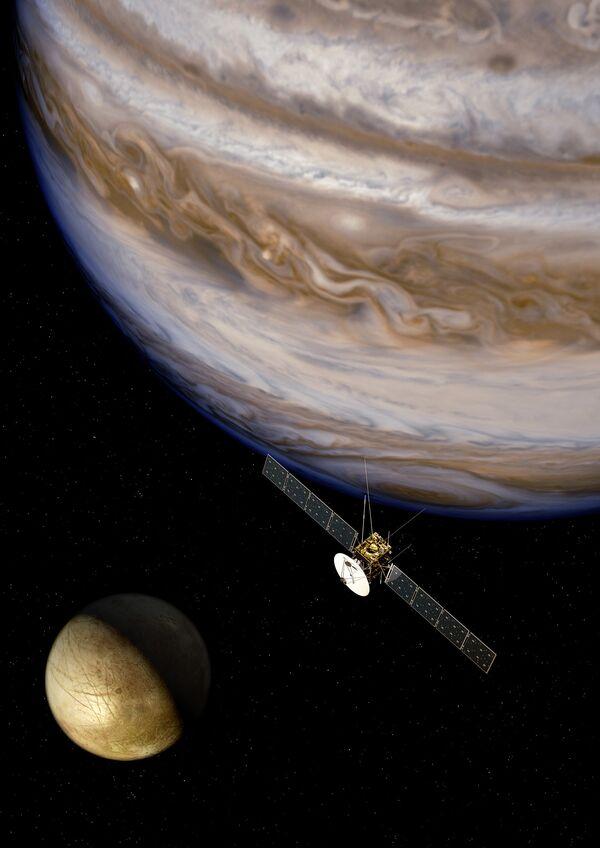 Jupiter Icy Moon Explorer - Sputnik International