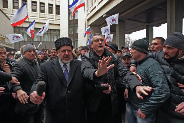 Crimean tatars - Sputnik International