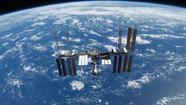 International Space Station (ISS) - Sputnik International
