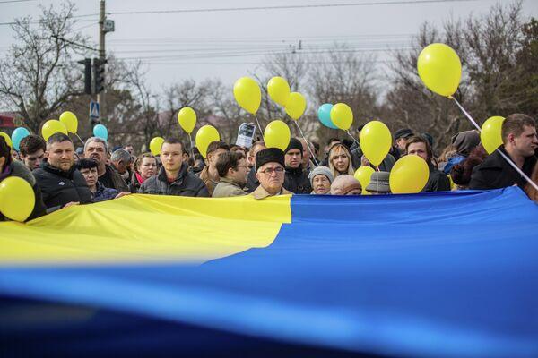 Federal State Is Only Solution for Ukraine – Lavrov - Sputnik International