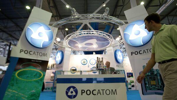 Rosatom Purchases Could Reach $17.2 Bln in 2014 - Sputnik International