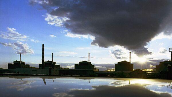 Zaporozhskaya Nuclear Power Plant (Archive) - Sputnik International