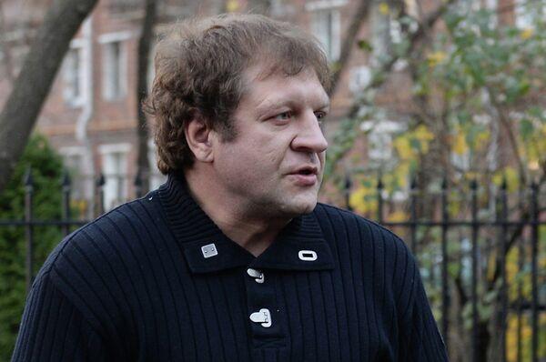 Aleksander Emelianenko - Sputnik International