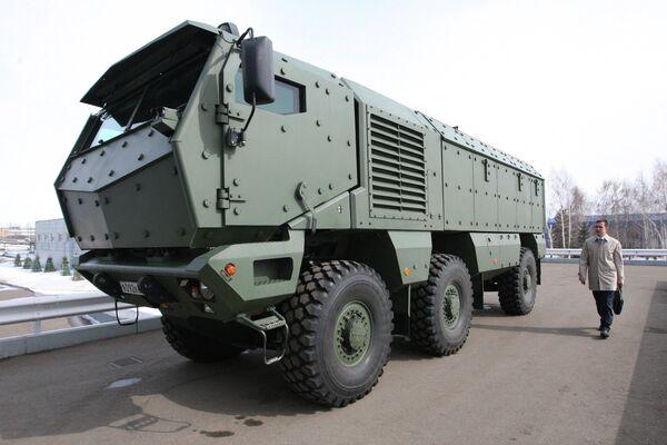 'Typhoon-K' armored vehicle - Sputnik International