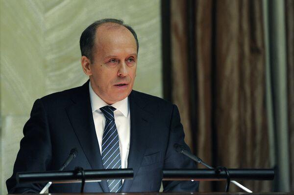 Head of Russia's Federal Security Service (FSB) Alexandr Bortnikov - Sputnik International