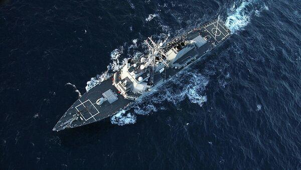 USS Donald Cook - Sputnik International