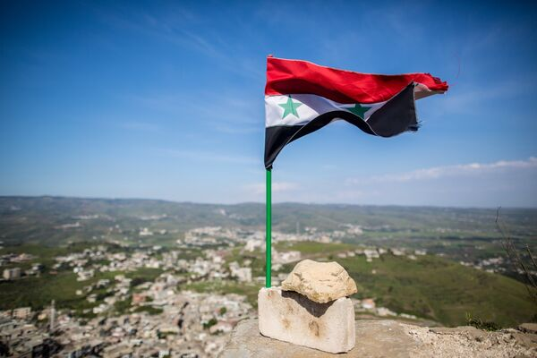 Syrian Presidential Hopeful Hajjar Denies Anti-Christian Remarks - Sputnik International
