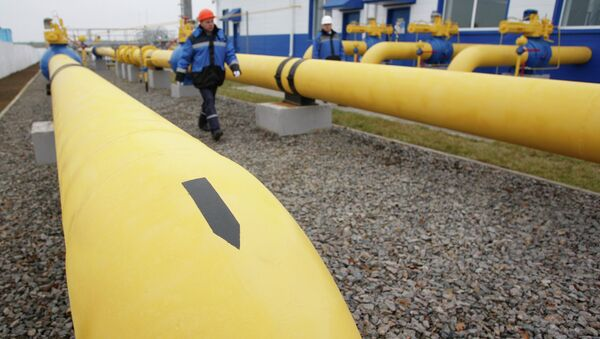 India Eyes Extension of Russia-China Gas Pipeline - Reports - Sputnik International